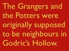 Community Post: 100 Things You Didn't Know About Harry Potter