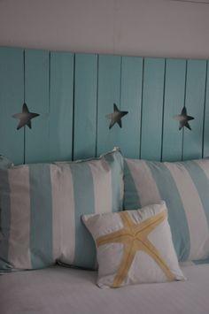 Jane Coslick Cottage headboard