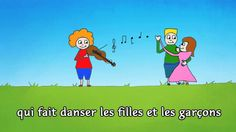 « C'est Gugusse avec son violon » - Mister Toony Chant, Family Guy, Guys, Youtube, Fictional Characters, French Songs, Violin, Nursery Rhymes, Lingerie