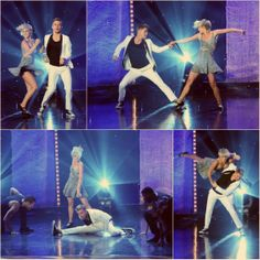 Julianne and Derek Hough  #dance