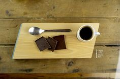 coffee and chocolate - wood you care for