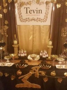 Hennessy Centerpieces Hennessy Amp Hip Hop Party 21st Birthday Centerpieces Birthday Party
