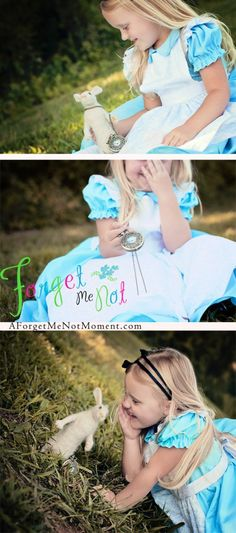 North Carolina's only Storybook Photography Studio – Forget Me Not Photography – Alice in Wonderland