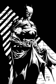 Batman by Finch by *JOEYDES on deviantART
