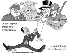 Obama is a puppet of the U.S. empire