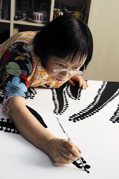 Yayoi Kusama on the Fierceness of Living