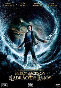 Assistir Percy Jackson e o Ladrão de Raios online Dublado e Legendado no Cine HD