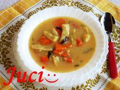 Könnyű a főzés, ha van miből!: Tárkonyos zöldpaszuly leves
