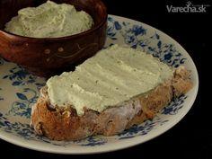 Nátierka z brokolicových hlúbov - recept Broccoli, Camembert Cheese, Pork, Snacks, Meat, Indie, Kale Stir Fry, Appetizers, Pork Chops
