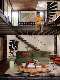 Architectural Digest, Decoration Chic, Decoration Inspiration, Home Interior, Interior And Exterior, Interior Design, Flack Studio, Architecture Restaurant, Melbourne House