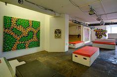 OZM Gallery (Schanzenviertel) - one of my favorite galleries
