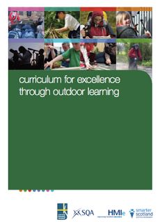 A Curriculum for Excellence Through Outdoor Learning | Creative STAR Learning | I'm a teacher, get me OUTSIDE here!