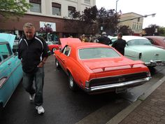 2014-06-14  Classic Collectable car show in Couer d'Alene Idaho