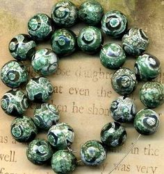 Agate Faceted Green Bullseye 10mm Beads Rutile Quartz Rondell Beads 2 Str | eBay