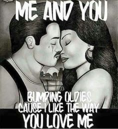 Me & you Gangster Love Quotes, Badass Quotes, Chicano Love, Chicano Art, Old School Quotes, Chicano Drawings, Chicano Tattoos, Boss Bitch Quotes, Cholo Art