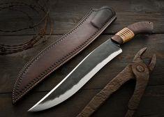 Billedresultat for bowie camp knife