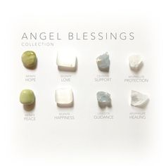 Angel Blessings Crystals