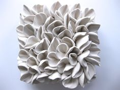 Sea Fan Clay Wall Tile