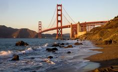 Sad that I lived an hour away from the Golden Gate bridge for a year and never saw it