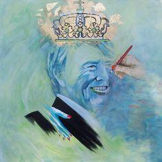 Portret-schilderij-Koning-Willem-Alexander-in-wording-Ank-ter-Kuile.j
