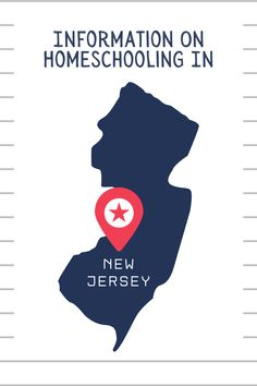 Get started homeschooling in #NewJersey with this information. #homeschool #homeschoolinnewjersey