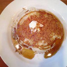 Flax Seed Vegan Pancakes