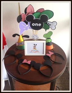Mickey Mouse Clubhouse Party Birthday Party Ideas   Photo 2 of 11   Catch My Party