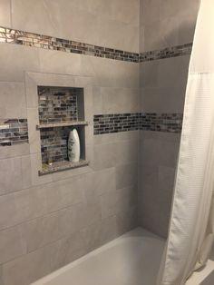 11 best shower accent tile images bathroom bathroom remodeling rh pinterest com