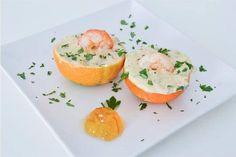 Cóctel de #mandarina//Cocktail #tangerine. Ruta de Sabores #Castellón Tapas, Cantaloupe, Fruit, Food, Gastronomia, Meal, The Fruit, Essen, Hoods