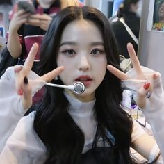 장원영 jang wonyoung, #kpop #izone #gg #girlgroup #wonyoung #icons Bias Wrecker, Girl Group, Kpop, Eyes, Icons, Girls, Toddler Girls, Daughters, Symbols