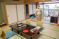 staying in ryokan etiquette
