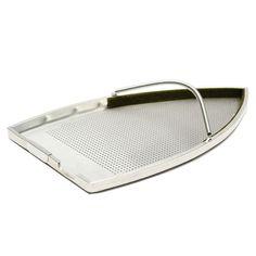 Hierro Cubierta De Teflón Zapato Consejo de Asistencia de Planchar Proteger Telas Paño Calor Fácil Rápido UK