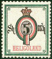 Briefmarkenbilder Helgoland
