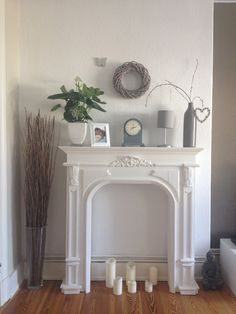 kaminumrandung arthur fake fireplace kamin pinterest kaminkonsole wohnzimmer und. Black Bedroom Furniture Sets. Home Design Ideas