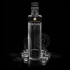 Gold Russian Crown Vodka 40% 0,7L #vodka
