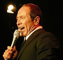 "Paul Albert Anka, OC (born July 30, 1941) is a Canadian singer, songwriter, and actor.  He wrote such well-known music as the theme for The Tonight Show Starring Johnny Carson and one of Tom Jones's biggest hits, ""She's a Lady"", as well as the English lyrics for Frank Sinatra's signature song, ""My Way"" (originally the French song ""Comme d'habitude""). He was inducted into Canada's Walk of Fame in 2005."