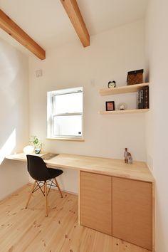Office Desk, Corner Desk, Interior Decorating, House, Furniture, Design, Home Decor, Ideas, Desks