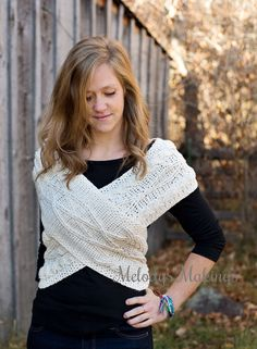 Love this stunning Infinity Wrap Pattern!  Comes in either a knit or a crochet version.  Includes sizes Toddler through Adult.  On sale through 12/16/16 at Midnight!