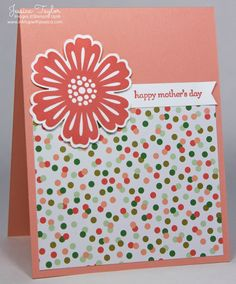 SU! Mixed Bunch Mothers Day Card