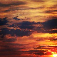 Helena montana sunset I've snapped