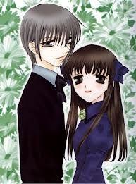 Yuki and Tohru ;)