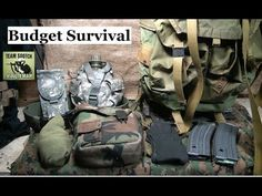 VIDEO on Budget Survival - Clear Survival | Clear Survival