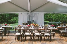 Kurtz Orchards Wedding with Carly and Logan Orchards, Tent, Wedding Venues, Backyard, Table Decorations, Luxury, Summer, Photography, Home Decor