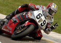 2002 honda rc51 nicky hayden ama sbk Honda Motorcycles, Cars And Motorcycles, Nicky Hayden, Custom Metal Fabrication, Sportbikes, Road Racing, Motogp, Cycling, Vehicles