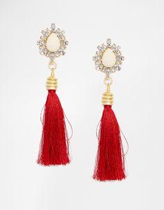 Rock 'N Rose Fenella Tassel Earrings