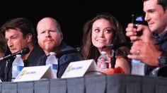 Comic-Con 2012: 'Firefly' Reunion 'Beyond Vindication' for Joss Whedon