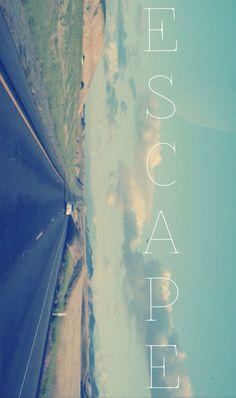 #travel #escape