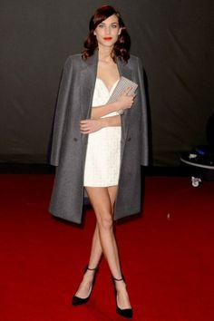 Aprende a escoger un abrigo en función de como sea tu vestido de fiesta