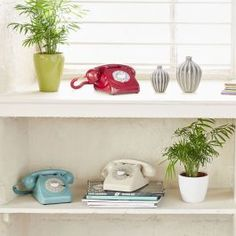 <p><strong>Experience the celebrated retro GPO 746 Rotary Dial Telephone, a practical piece that oozes an unmistakable British panache that has been modernised and reinstated, but still retains that unforgettable ring.</strong></p><p><strong>During the 1970's, British Telephones provided us with a stylish meeting of form and function. This amazing reconstruction combines all the renowned features and build quality that have since stood the test of...