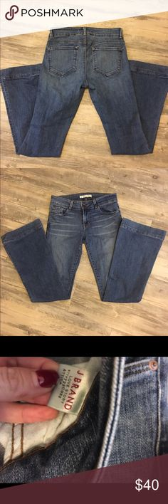 J Brand love story Jeans These are super flared and have a very vintage feel. J Brand Jeans